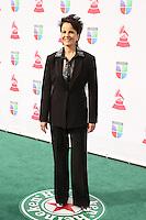 LAS VEGAS, NV - NOVEMBER 15 :  Leila Pinheiro pictured at the 2012 Latin Grammys at Mandalay Bay Resort on November 15, 2012 in Las Vegas, Nevada.  Credit: Kabik/Starlitepics/MediaPunch Inc. /NortePhoto