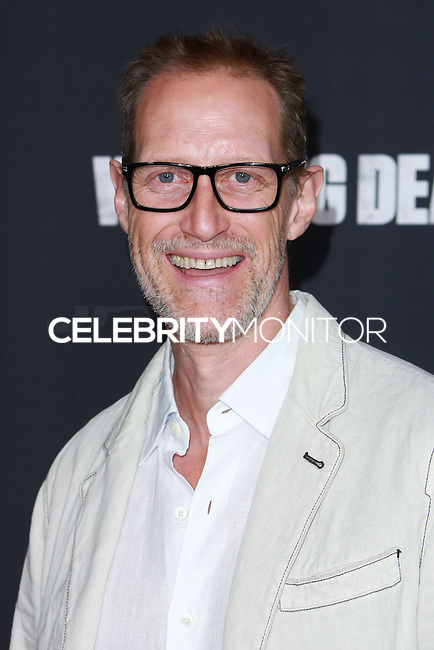 UNIVERSAL CITY, CA, USA - OCTOBER 02: Christopher Heyerdahl arrives at the Los Angeles Premiere Of AMC's 'The Walking Dead' Season 5 held at AMC Universal City Walk on October 2, 2014 in Universal City, California, United States. (Photo by David Acosta/Celebrity Monitor)