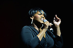 MIAMI, FL - MAY 08:  Kelly Price performs during the 3rd Annual Mother's Day Experience at James L Knight Center on Sunday May 8, 2016 in Miami, Florida. ( Photo by Johnny Louis / jlnphotography.com )