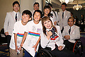 Kimie Bessho (JPN), <br /> AUGUST 2, 2016 :<br /> Japan National Team Send-off Party<br /> for Rio Paralympic Games<br /> in Tokyo, Japan. (Photo by Shingo Ito/AFLO)
