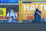 Fotografen in der Corona Zeit beim Spiel in der 3. Liga, SV Waldhof Mannheim - KFC Uerdingen 05.<br /> <br /> Foto © PIX-Sportfotos *** Foto ist honorarpflichtig! *** Auf Anfrage in hoeherer Qualitaet/Aufloesung. Belegexemplar erbeten. Veroeffentlichung ausschliesslich fuer journalistisch-publizistische Zwecke. For editorial use only. DFL regulations prohibit any use of photographs as image sequences and/or quasi-video.