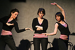 Triplette at Sketchfest NYC, 2006. Sketch Comedy Festival in New York City.