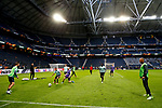 Ajax players train ahead of the UEFA Europa League Final at the Friends Arena, Stockholm. Picture date: May 23rd, 2017. Pic credit should read: Matt McNulty/Sportimage