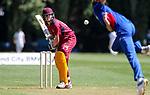 Kings College 1st XI Cricket v Rosminil, Kings College, Saturday 10 November 2018. Photo: Flynn Watts/www.bwmedia.co.nz