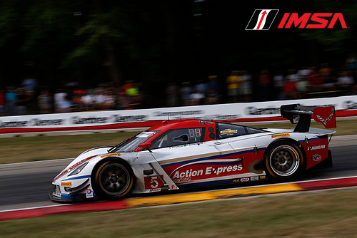 8-10 August 2014, Elkhart Lake, Wisconsin USA<br />  5, Chevrolet, Corvette DP, P, Joao Barbosa, Christian Fittipaldi<br /> &copy;2014, Michael L. Levitt<br /> LAT Photo USA for IMSA
