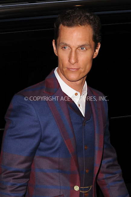 WWW.ACEPIXS.COM . . . . . .April 21, 2013...New York City....Camila Alves and Matthew McConaughey attend the Cinema Society screening of 'Mud' at The Museum of Modern Art on April 21, 2013 in New York City ....Please byline: KRISTIN CALLAHAN - ACEPIXS.COM.. . . . . . ..Ace Pictures, Inc: ..tel: (212) 243 8787 or (646) 769 0430..e-mail: info@acepixs.com..web: http://www.acepixs.com .