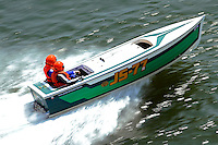 "JS-77 ""Zippy Pickle"", (Jersey Speed Skiff)"