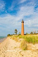 64795-01912 Little Sable Point Lighthouse near Mears, MI
