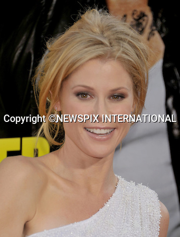 "JULIE BOWEN.attends the Los Angeles Premiere of ""Horrible Bosses""  Grauman's Chinese Theatre, Hollywood, Los Angeles, California_30/06/2011.Mandatory Photo Credit: ©Crosby/Newspix International. .**ALL FEES PAYABLE TO: ""NEWSPIX INTERNATIONAL""**..PHOTO CREDIT MANDATORY!!: NEWSPIX INTERNATIONAL(Failure to credit will incur a surcharge of 100% of reproduction fees).IMMEDIATE CONFIRMATION OF USAGE REQUIRED:.Newspix International, 31 Chinnery Hill, Bishop's Stortford, ENGLAND CM23 3PS.Tel:+441279 324672  ; Fax: +441279656877.Mobile:  0777568 1153.e-mail: info@newspixinternational.co.uk"