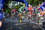 Team Europcar, Vattenfall Cyclassics, Waseberg, Hamburg, Germany, 24 August 2014, Photo by Thomas van Bracht