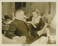 Grand Hotel (1932)<br /> Wallace Beery &amp; Joan Crawford<br /> *Filmstill - Editorial Use Only*<br /> CAP/MFS<br /> Image supplied by Capital Pictures