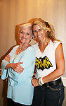 "All My Children - Lee Meriwether ""Ruth Martin"" and daughter Lesley (stuntwoman) at the Super Megashow & Comic Fest on August 30, 2009 in Secaucus, New Jersey (Photo by Sue Coflin/Max Photos)"
