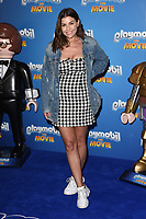 "Imogen Thomas<br /> arriving for the ""Playmobil:The Movie"" premiere at the Vue Leicester Square, London<br /> <br /> ©Ash Knotek  D3515  04/08/2019"