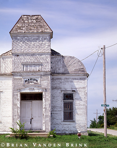 Marion Hall.Baileyville, Kansas