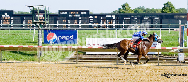 Toco Boy winning at Delaware Park on 9/4/14