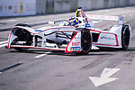 Neel Jani of Switzerland from DRAGON competes in the Formula E Non-Qualifying Practice 2 during the FIA Formula E Hong Kong E-Prix Round 1  at the Central Harbourfront Circuit on 02 December 2017 in Hong Kong, Hong Kong. Photo by Marcio Rodrigo Machado / Power Sport Images