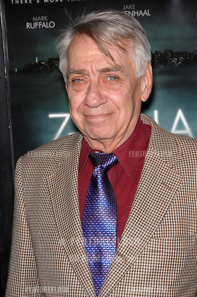 "Phillip Baker Hall at the Los Angeles premiere of ""Zodiac"" at Paramount Studios, Hollywood..March 2, 2007  Los Angeles, CA.Picture: Paul Smith / Featureflash"