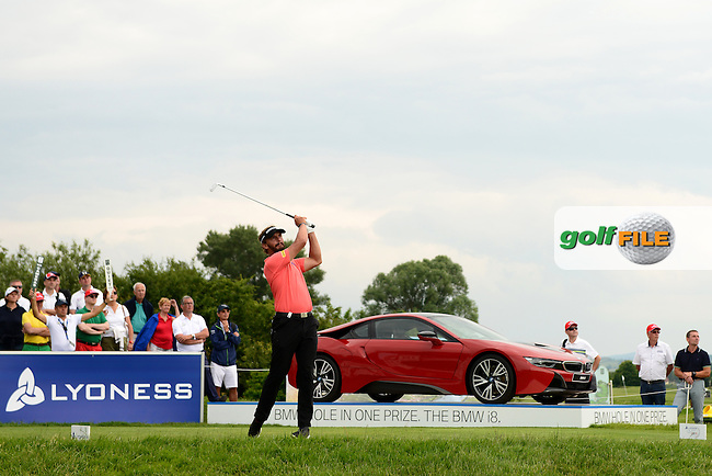 Joost Luiten of the Netherlands during Round 3 of the Lyoness Open, Diamond Country Club, Atzenbrugg, Austria. 11/06/2016<br /> Picture: Richard Martin-Roberts / Golffile<br /> <br /> All photos usage must carry mandatory copyright credit (&copy; Golffile | Richard Martin- Roberts)