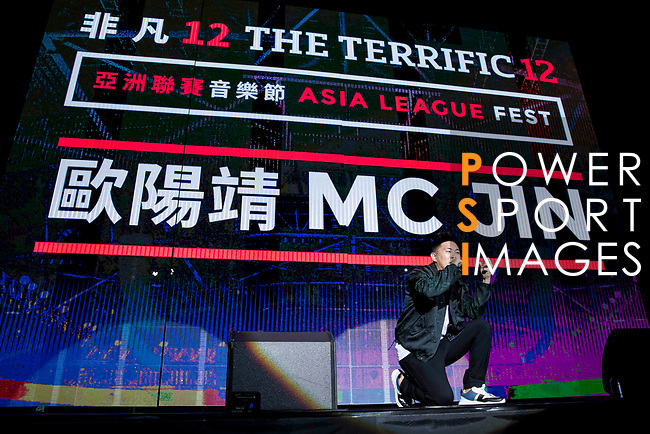 Asia League Fest during The Asia League's 'The Terrific 12' at Studio City Event Center on 22 September 2018, in Macau, Macau. Photo by Yu Chun Christopher Wong / Power Sport Images for Asia League