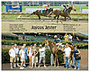 Joyous Jester winning at Delaware Park on 8/31/10