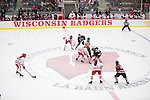2013-13 NCAA Women's Hockey: Team Japan at Wisconsin