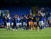 Ipswich Town players thanking the fans for support<br /> <br /> Photographer Hannah Fountain/CameraSport<br /> <br /> The EFL Sky Bet Championship - Ipswich Town v Swansea City - Monday 22nd April 2019 - Portman Road - Ipswich<br /> <br /> World Copyright © 2019 CameraSport. All rights reserved. 43 Linden Ave. Countesthorpe. Leicester. England. LE8 5PG - Tel: +44 (0) 116 277 4147 - admin@camerasport.com - www.camerasport.com