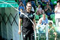 GRONINGEN - Voetbal, Open dag FC Groningen ,  seizoen 2017-2018, 06-08-2017,  FC Groningen assistent trainer Marcel Groninger