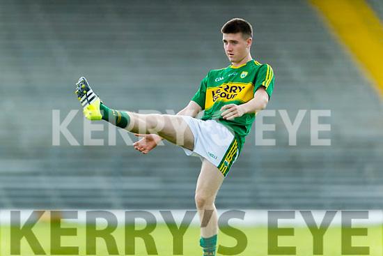 Eddie Horan on the Kerry Minor Football panel.