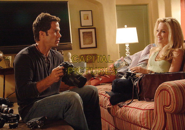 SHAWN CHRISTIAN & MARISA COUGHLAN.in Side Order of Life.CAP/FB.Supplied by Capital Pictures