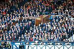 28.09.2018 Rangers v Aberdeen: Rangers directors box
