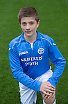 St Johnstone FC Academy U15's<br /> Max McIntyre<br /> Picture by Graeme Hart.<br /> Copyright Perthshire Picture Agency<br /> Tel: 01738 623350  Mobile: 07990 594431