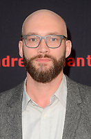 """LOS ANGELES - FEB 29:  David Shoemaker at the """"Andre The Giant"""" HBO Premiere at the Cinerama Dome on February 29, 2018 in Los Angeles, CA"""