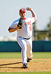5 March 2006: Jim Crowell, pitcher for the Washington Nationals, on the mound during a Spring Training game against the Baltimore Orioles. The Nationals defeated the Orioles 10-6 at Space Coast Stadium, in Viera Florida...Mandatory Photo Credit: Ed Wolfstein..