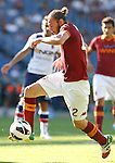 Calcio, Serie A: Roma vs Bologna. Roma, stadio Olimpico, 16 settembre 2012..AS Roma defender Federico Balzaretti in action during the Italian Serie A football match between AS Roma and Bologna at Rome's Olympic stadium, 16 september 2012..UPDATE IMAGES PRESS/Isabella Bonotto