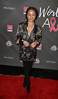 LOS ANGELES, CA- NOV. 30: Rhyon Brown at the 30th Anniversary AIDS Healthcare Foundation Concert at the Shrine Auditorium in Los Angeles on November 30, 2017 Credit: Koi Sojer/Snap'N U Photos/Media Punch