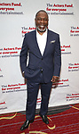 Michael Potts attends The Actors Fund Annual Gala at Marriott Marquis on April 29, 2019  in New York City.