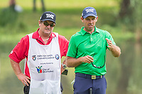 Charl Schwartzel (RSA) during the 1st round of the BMW SA Open hosted by the City of Ekurhulemi, Gauteng, South Africa. 12/01/2017<br /> Picture: Golffile | Tyrone Winfield<br /> <br /> <br /> All photo usage must carry mandatory copyright credit (&copy; Golffile | Tyrone Winfield)