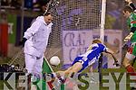 Castleisland Desmonds v Ballymun Kickhams at the Celebrity Bainisteoir final at Parnell park on Friday night.