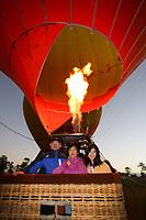 May 13 2019 Hot Air Balloon Gold Coast and Brisbane