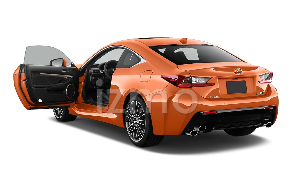 Car images of 2017 Lexus RC F-GT 2 Door Coupe Doors