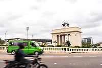 Landmarks - Independence Square