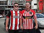 Sheffield United fans for fans gallery during the English championship league match at Bramall Lane Stadium, Sheffield. Picture date 5th August 2017. Picture credit should read: Jamie Tyerman/Sportimage