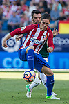 Fernando Torres of Atletico de Madrid during the match of La Liga between  Atletico de Madrid and Club Atletico Osasuna at Vicente Calderon  Stadium  in Madrid, Spain. April 15, 2017. (ALTERPHOTOS / Rodrigo Jimenez)