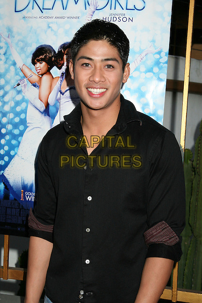 "JOHN ANDREAS (Mr. Asia USA 2007).""Dreamgirls"" DVD Release Party at Arena Nightclub, Hollywood, California, USA..April 26th, 2007.half length black shirt .CAP/ADM/BP.©Byron Purvis/AdMedia/Capital Pictures"