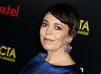 04 January 2019 - Los Angeles, California - Olivia Colman. 8th AACTA International Awards hosted by the Australian Academy held at SKYBAR at Mondrian Los Angeles.        <br /> CAP/ADM<br /> &copy;ADM/Capital Pictures