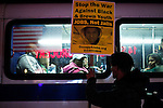 Demostrators Hold Rally For Justice In Trayvon Martin Case In New York, April 10, 2012.  Photo by Kena Betancur / VIEWpress.