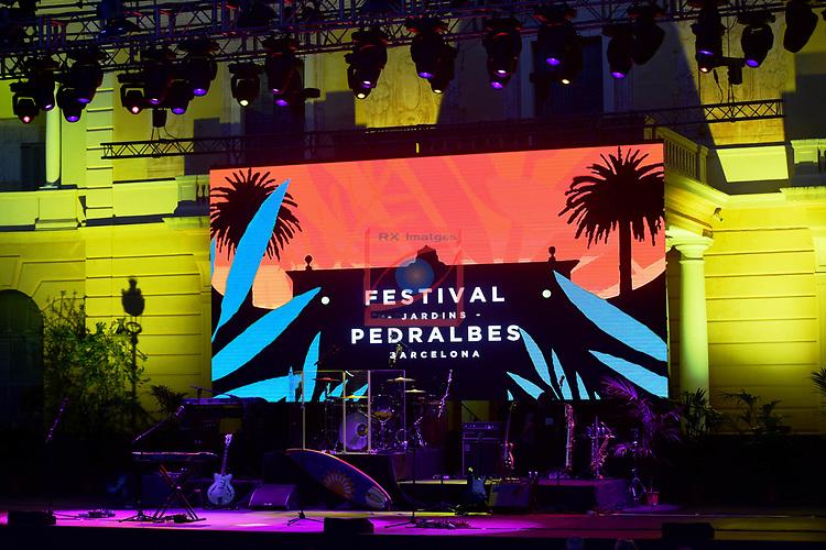 Festival de Musica de Barcelona.<br /> Festival Jardins de Pedralbes 2017.<br /> The Beach Boys - Surf and love.