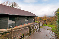 BNPS.co.uk (01202 558833)<br /> Pic: Fine&Country/BNPS<br /> <br /> Plenty of room for Eeyore in the stables...<br /> <br /> Perfect corner of Ashdown forest...<br /> <br /> A beautiful country home in the heart of Ashdown Forest, the home of Winnie the Pooh, is on the market for £2.25m.<br /> <br /> End House is in a secluded spot of almost five acres in the East Sussex forest, with the nearest village about a mile away.<br /> <br /> The property has its own small stream for playing Pooh sticks and the new owner would have 'Commoner Rights' to use the 6,500-acre forest for grazing and wood cutting.<br /> <br /> Author AA Milne, who lived on the edge of Ashdown Forest, used the woodland there as the setting for his famous books about his son Christopher Robin's stuffed bear.
