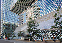 Public Library, Seattle, WA (Rem Koolhaas=architect)