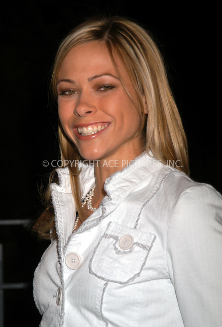 "Actress Jennifer Sky arrived at the premiere of ""Never Die Alone"" Premiere at the Clearview Chelsea West Cinema in New York City. March 24 2004. Please byline: AJ SOKALNER/ACE Pictures.   ..*PAY-PER-USE*      ....IMPORTANT: Please note that our old trade name, NEW YORK PHOTO PRESS (NYPP), is replaced by new name, ACE PICTURES. New York Photo Press and ACE Pictures are owned by All Celebrity Entertainment, Inc.......All Celebrity Entertainment, Inc:  ..contact: Alecsey Boldeskul (646) 267-6913 ..Philip Vaughan (646) 769-0430..e-mail: info@nyphotopress.com"
